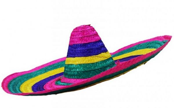 Größe Mexikanischer Sombrero Acapulco