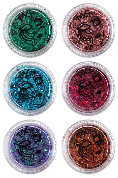 PartyXplosion Glitter Fantasie feiner Glitzer Mix