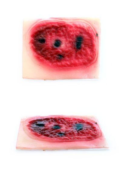 Scar burns blood