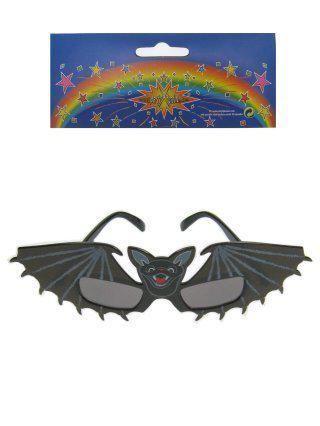 Halloween Fledermaus Brille