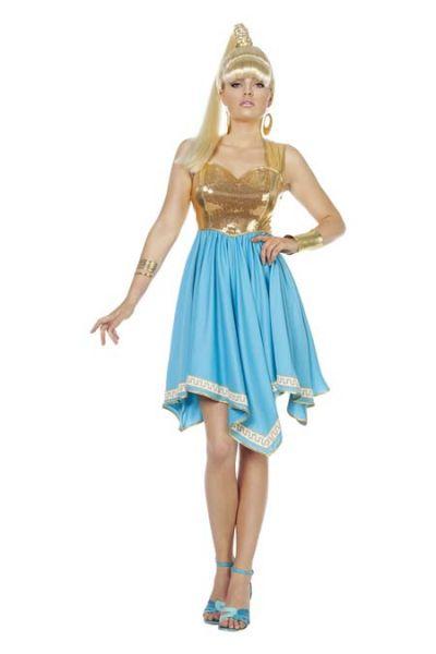Faschingskleid Venus Göttin der Liebe