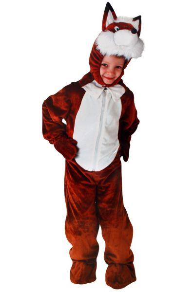 Fuchs Kostüm Plüsch Kinder