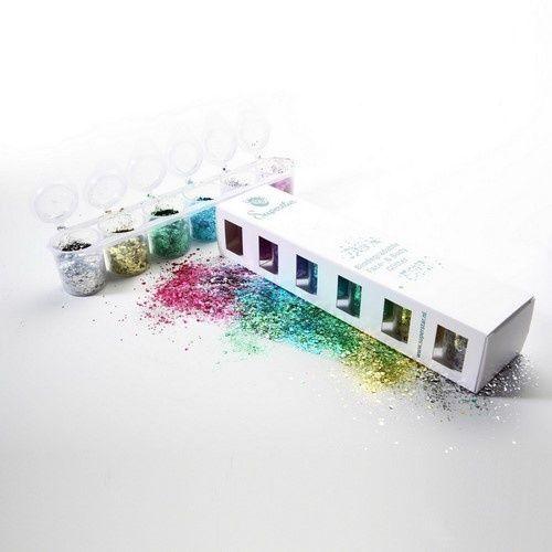 Biodegradable - Superstar Chunky Mix - Glitzer
