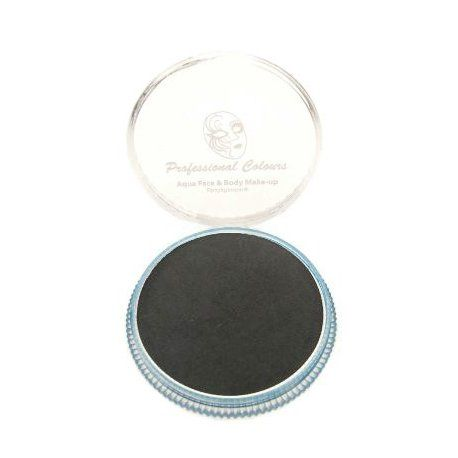 PXP Aqua face & body paint Pearl Black