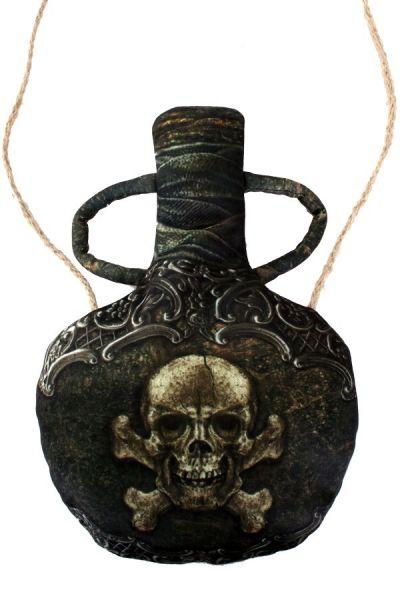 Tasche Piraten trink Flasche