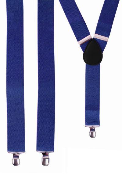 Hosenträger färbe blau