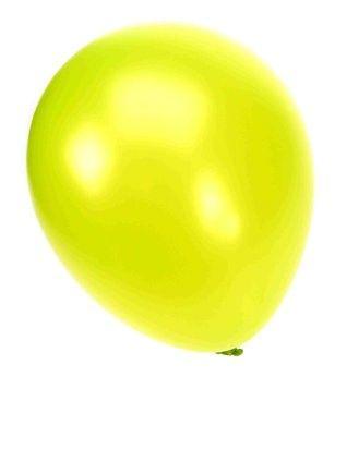 Qualität ballone Apfelgrün metallic