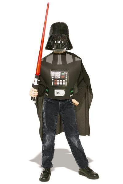 Superheld Darth Vader Set Kinder
