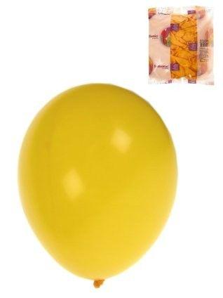 Helium Ballons Gelb 100 Stück