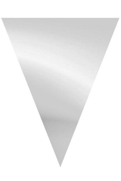 Flaggenleine Silber 120m