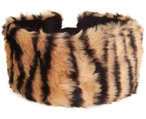 Kopfhaarband Tiger