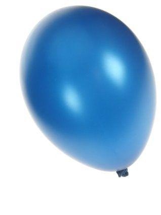 Qualität Balloon metallic blau