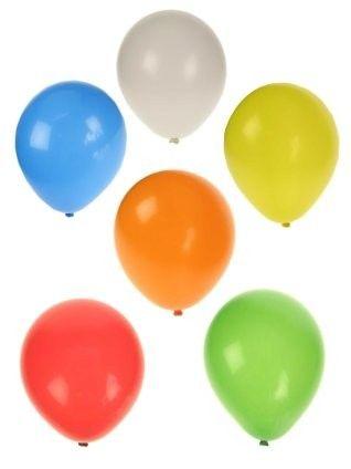 Luftballons 50 x farblich sortiert Größe 9
