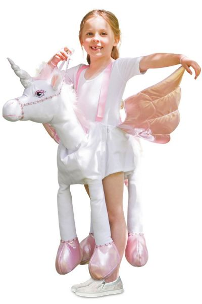 Huckepack Einhorn Kinderkostüm Unicorn