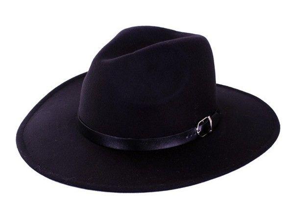 Cowboyhut Texas Ranger schwarz