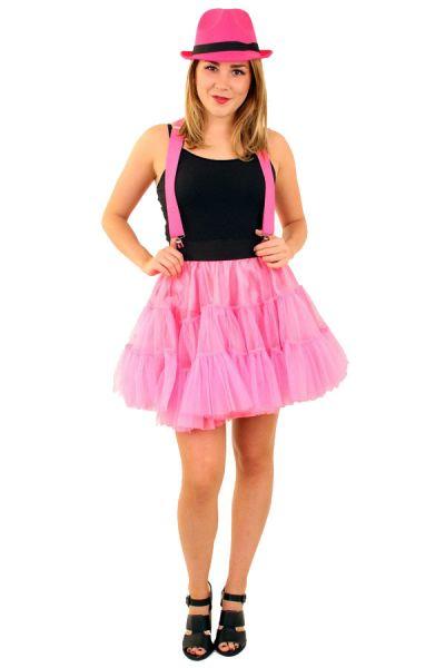 Petticoat pink 3-lage