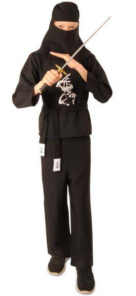 Ninja Yutaka Kinder Outfit Kostüme Für Fasching Karneval Und