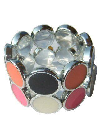 Armband Duo Dot farbig