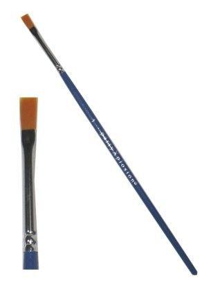 Schminkpinsel flach 4 mm breit PXP