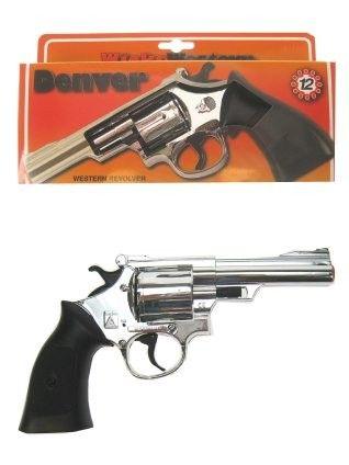 Cowboy Pistole Denver 12 Schuss