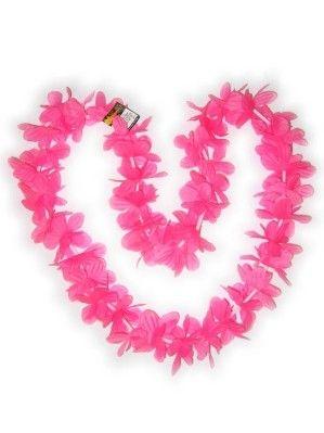 Hawaii Halskette Rosa kränze 12 Stück