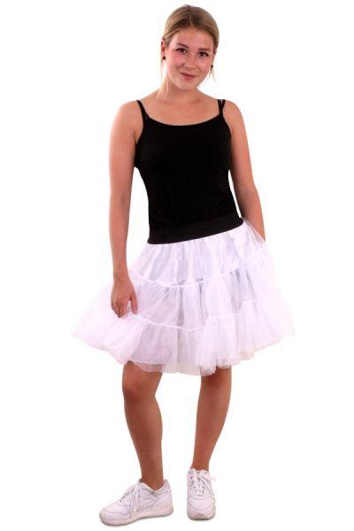 Petticoat weiß 3 Schichten