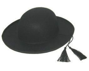 Pastor-Hut mit Quaste