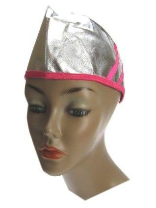 Cap Spacegirl Silber