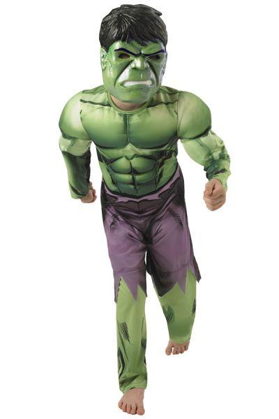 Hulk Kostüme Muskel Brust Kind