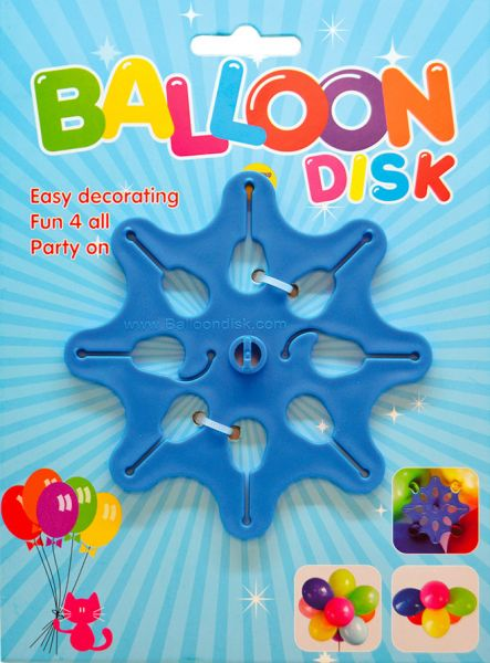 Luftballons Scheibe Hilfe Ballondekorationen