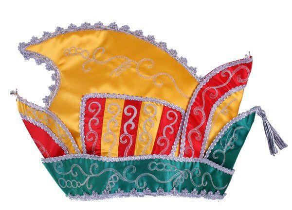 Prinzen Stich Karneval Farben