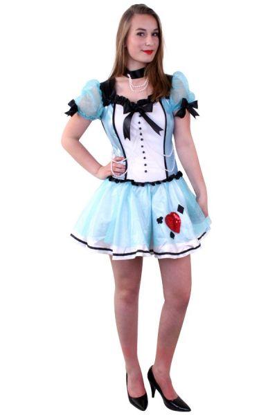Wunderbare Alice sexy Kleid
