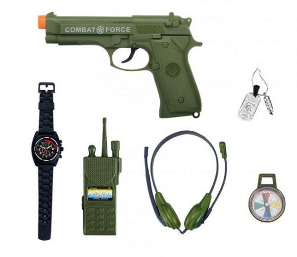 Army Combat Force 6-teiliges Set