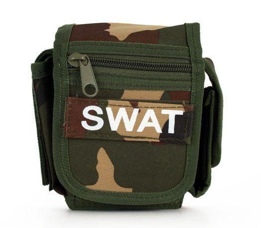 Gürteltasche Camouflage SWAT Team