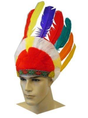 Indianer Tooi Kopfschmuck
