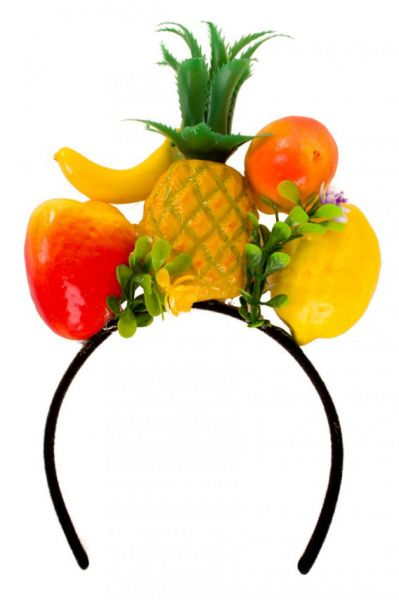 Diadem Hawaii tropische Frucht tropischen Karneval