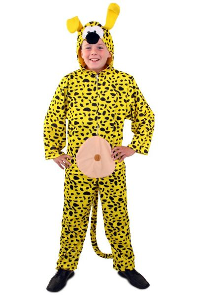 marsupilami comics outfit kinder faschingskost me. Black Bedroom Furniture Sets. Home Design Ideas