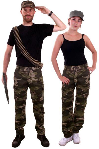Militär Tarnung Hosen