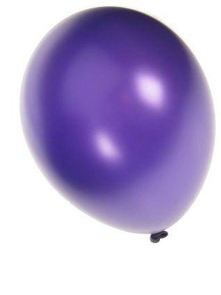Qualität Balloon metallic lila